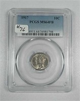 August Consignment Coin & Currency Auction