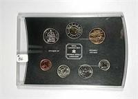 2004  Specimen Set of Canadian Coinage