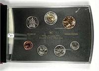 2005  Specimen Set of Canadian Coinage