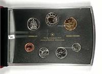 2006  Specimen Set of Canadian Coinage