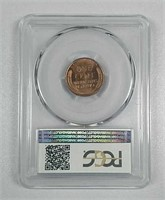 1935-D  Lincoln Cent  PCGS MS-66 Red