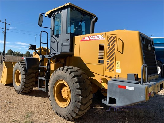 0 Xcmg LW400K Black Truck Sales - Heavy Machinery for Sale