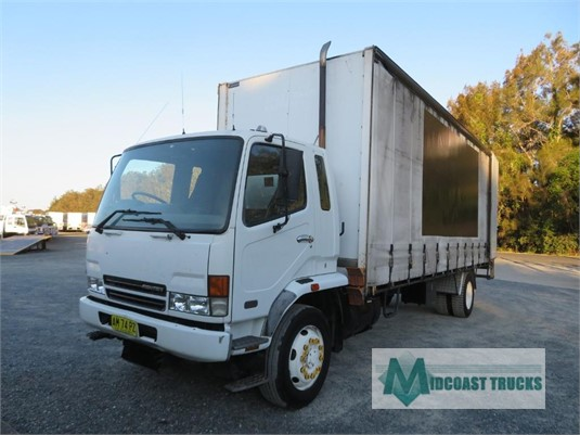 2006 Fuso Fighter 10 Midcoast Trucks - Trucks for Sale