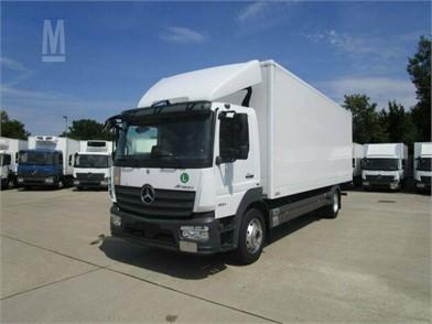 MERCEDES-BENZ ATEGO 1524 Trucks For Sale - 24 Listings