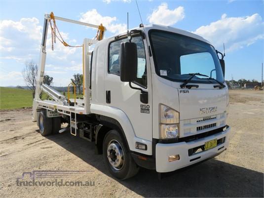 2010 Isuzu FSR850 Trucks for Sale
