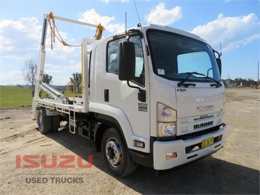 2010 Isuzu FSR850 Used Isuzu Trucks - Trucks for Sale