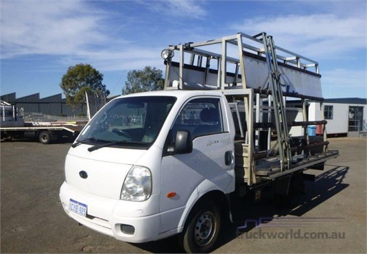 2008 Kia K2900 - Trucks for Sale