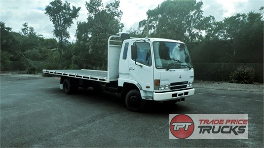 2003 Mitsubishi Fighter FK617 Trade Price Trucks - Trucks for Sale