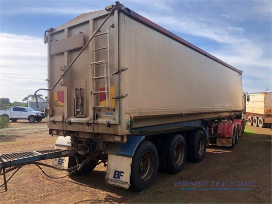 2006 Gte Tipper Trailer Midwest Truck Sales - Trailers for Sale