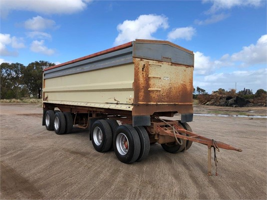 1984 Evertrans Tipping Trailer - Trailers for Sale