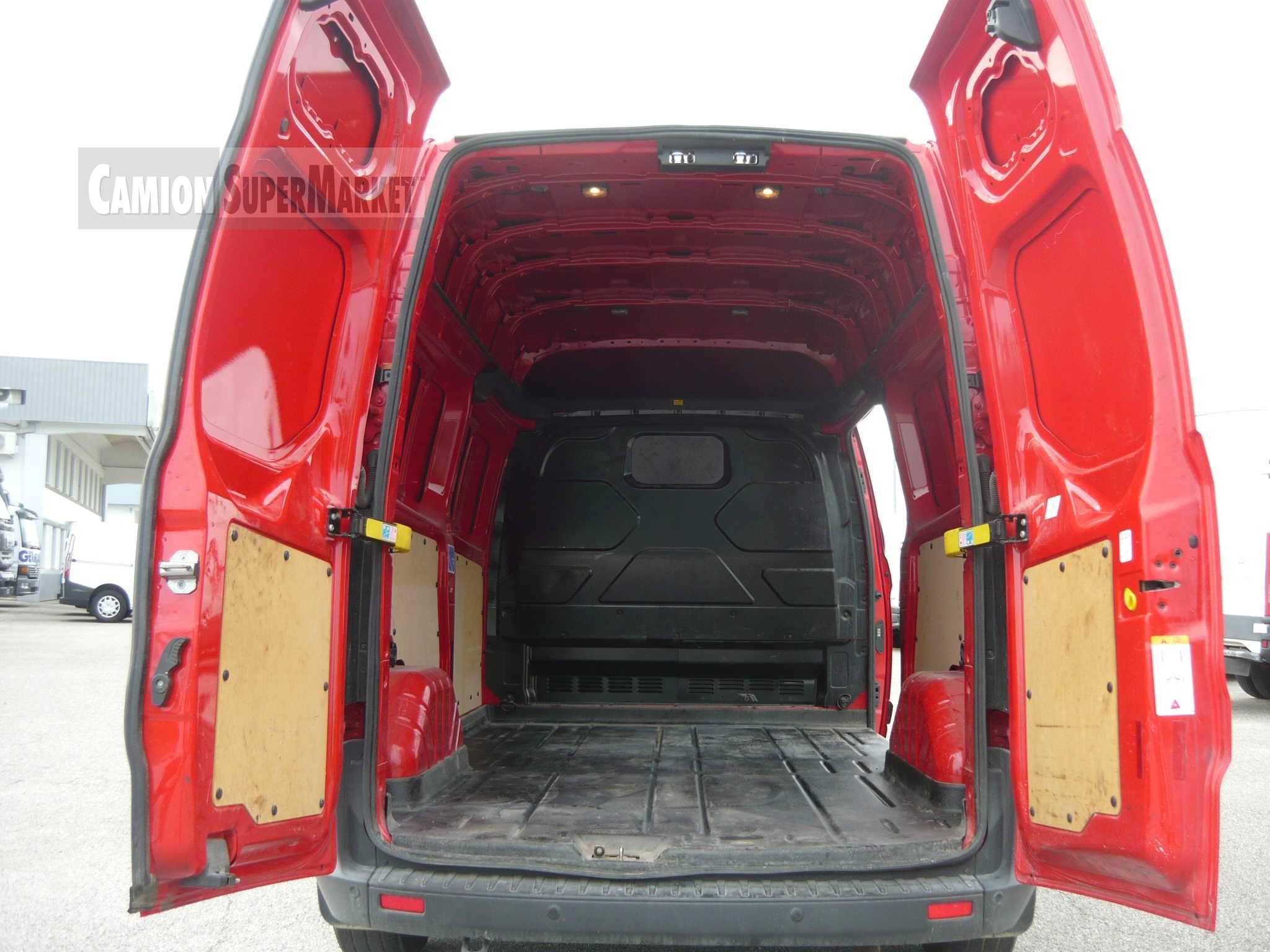 Ford TRANSIT used 2015