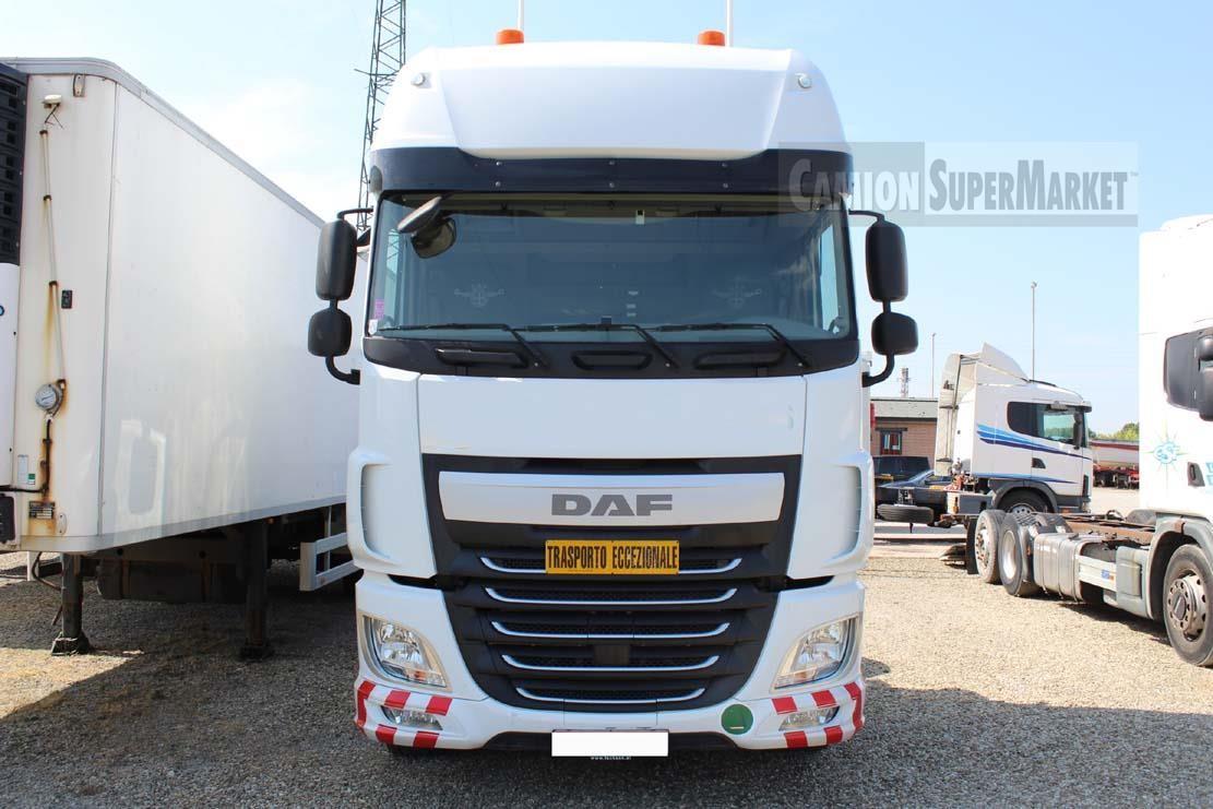 Daf XF105.510 used 2015