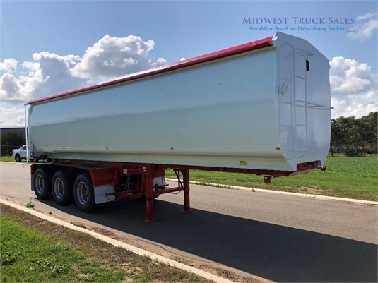 2020 Dongara Grain Tipper Trailer Midwest Truck Sales - Trailers for Sale