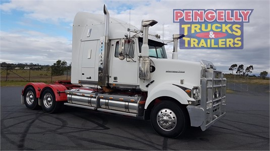 2014 Western Star 4964FX Pengelly Truck & Trailer Sales & Service - Trucks for Sale