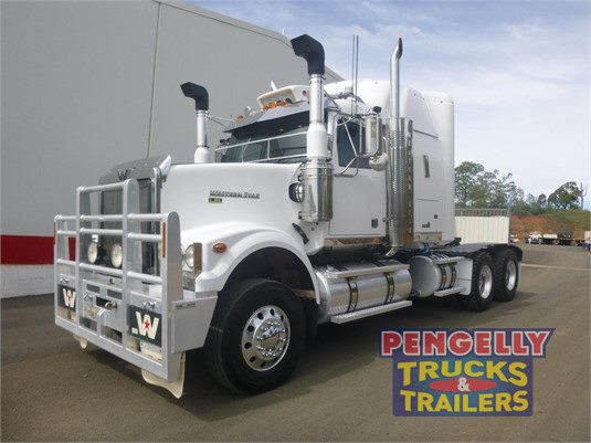2011 Western Star 4964FX Pengelly Truck & Trailer Sales & Service - Trucks for Sale