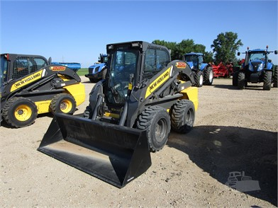 NEW HOLLAND L225 For Sale - 109 Listings | MachineryTrader.com ... on