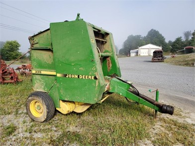 Round Balers For Sale In West Virginia - 19 Listings