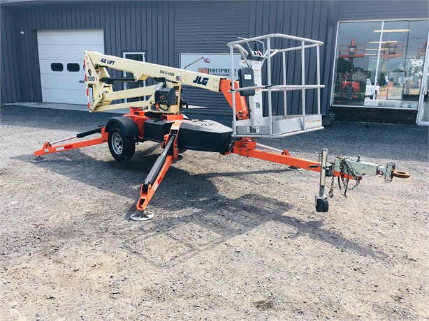 Towable Boom Lifts For Sale in New York - 21 Listings
