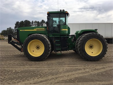 JOHN DEERE 9220 For Sale - 26 Listings | TractorHouse.com ... on