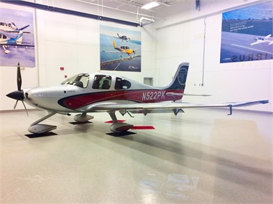 CIRRUS SR22-G3 TURBO Aircraft For Sale - 44 Listings