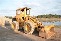 John Deere 544A Wheel Loader
