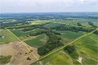 Land Auction | 100 Acre Farm m/l | Lathrop, Clinton County