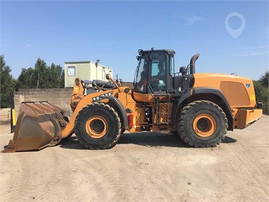 Used CASE Wheel Loaders for sale in the United Kingdom - 43