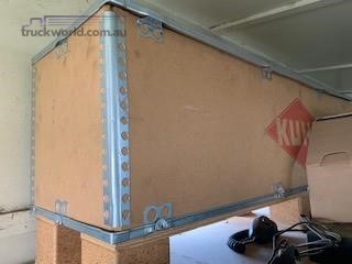 0 Kuhn VT168 Black Truck Sales - Farm Machinery for Sale