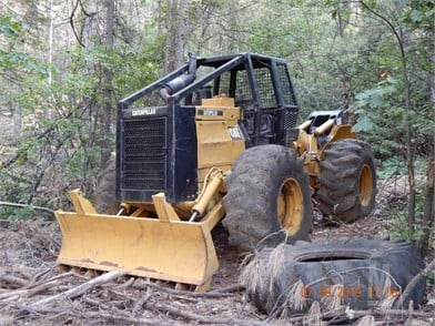 Skidders Forestry Equipment For Sale In California - 11