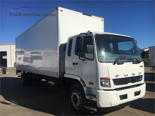 2016 Fuso Fighter 1627 Trucks for Sale