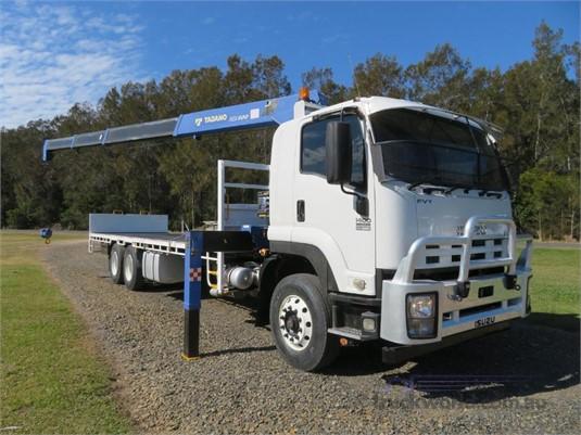 2014 Isuzu FVY 1400 - Trucks for Sale