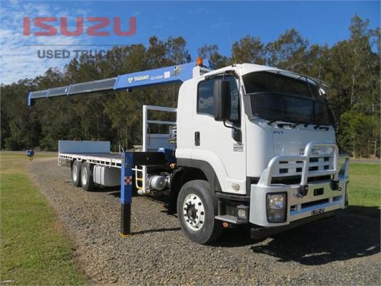 2014 Isuzu FVY 1400 Used Isuzu Trucks - Trucks for Sale