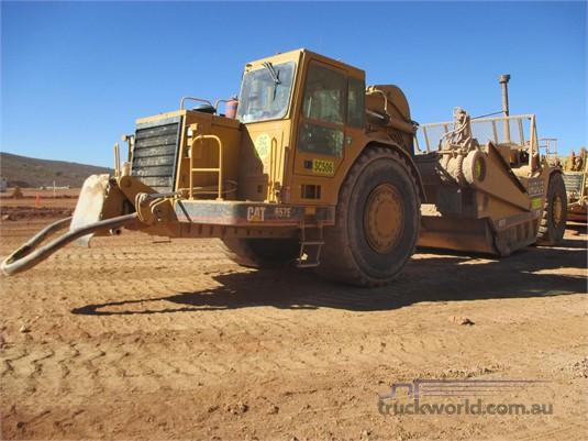 2004 Caterpillar 657E - Heavy Machinery for Sale