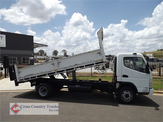 2009 Fuso Canter FE85 Cross Country Trucks Pty Ltd - Trucks for Sale