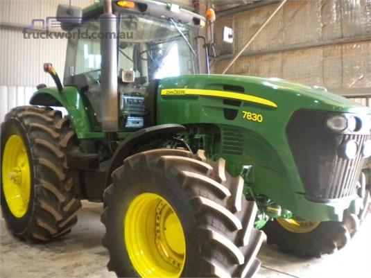 2007 John Deere 7830 Farm Machinery for Sale