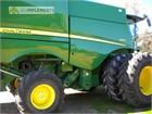2014 John Deere S670 Combine Harvesters