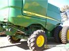 2015 John Deere S670 Combine Harvesters