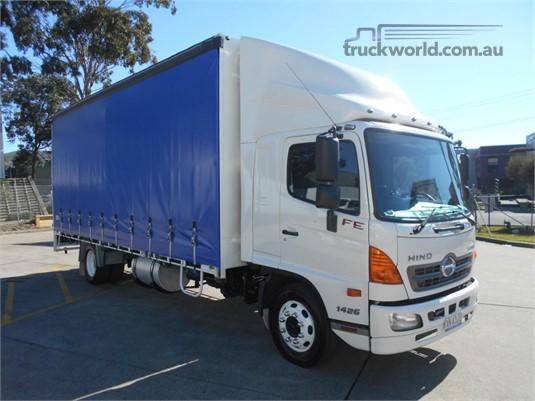 2013 Hino 500 Series 1426 FE Long Air Trucks for Sale