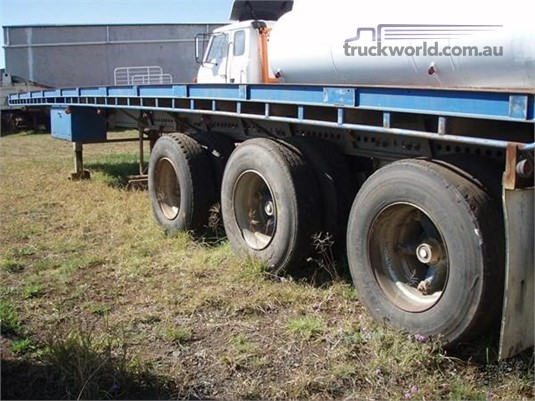 1980 Freighter Flat Top Trailer Trailers for Sale