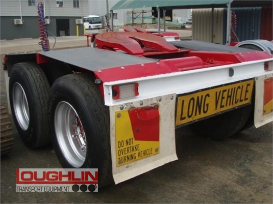 1970 Southern Cross Dolly Loughlin Bros Transport Equipment - Trailers for Sale