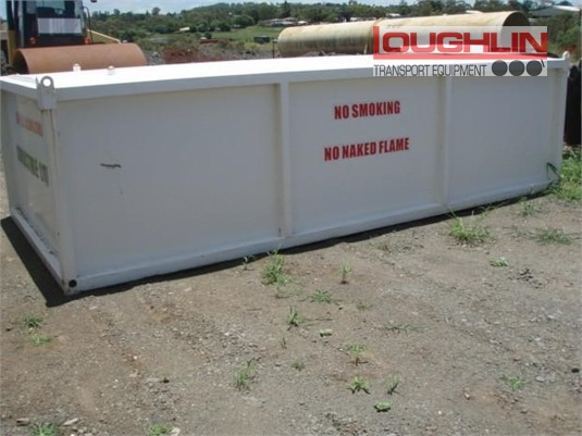 2015 Custom Tanker Trailer Loughlin Bros Transport Equipment - Trailers for Sale