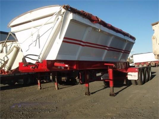 2008 Tristar Tipper Trailer - Truckworld.com.au - Trailers for Sale