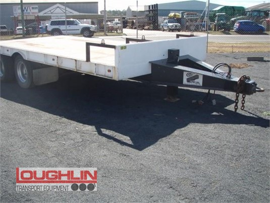 2015 Sams Trailer other Loughlin Bros Transport Equipment - Trailers for Sale