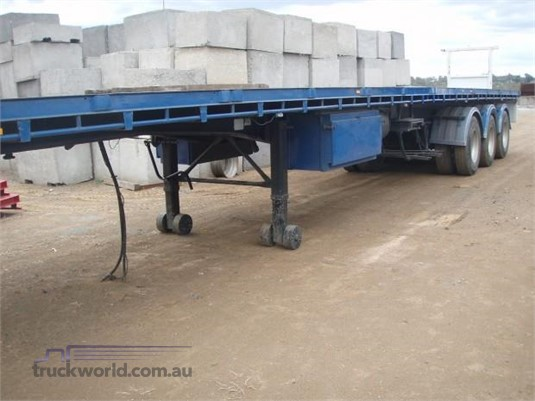 1999 Haulmark Flat Top Trailer Trailers for Sale