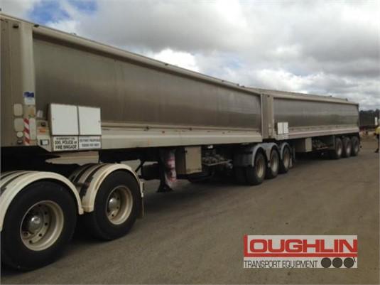 1998 Hockney Tanker Trailer Loughlin Bros Transport Equipment - Trailers for Sale