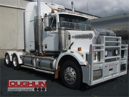 2005 Western Star 4800FX Loughlin Bros Transport Equipment - Trucks for Sale