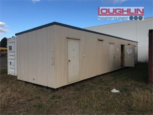 0 Ausco other Loughlin Bros Transport Equipment - Transportable Buildings for Sale