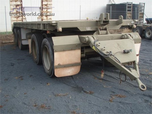 1994 Haulmark Flat Top Trailer Trailers for Sale