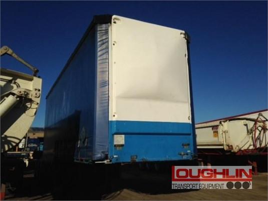 2007 Vawdrey Drop Deck Trailer Loughlin Bros Transport Equipment  - Trailers for Sale