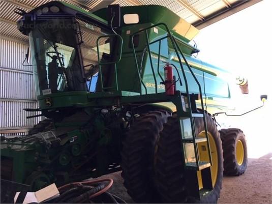 2009 John Deere 9870 STS - Farm Machinery for Sale